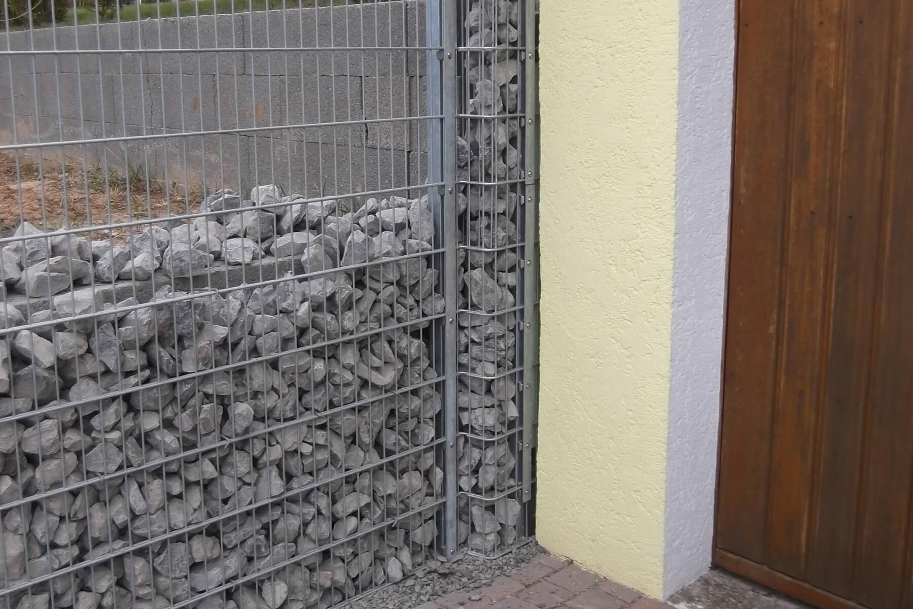 Zaunbau Ist Einer Der Kernleistungen Von Dewald Garten Zaun Aus